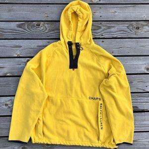 Vintage CHAPS Ralph Lauren Fleece Jacket Sz XL